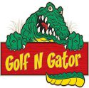 Golf N Gator Mini Golf Logo