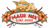 Maui Nix Surf Shop Logo