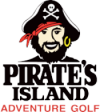 PIRATES ISLAND GOLF LOGO