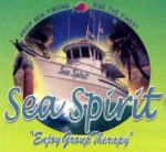 Sea Spirit Fishing Logo