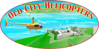 Old City Helicopters Logo