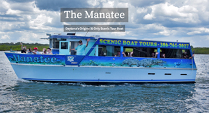 The Manatee Scenic Boat Tours Coupon
